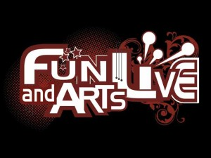Fun & Arts Live Logo